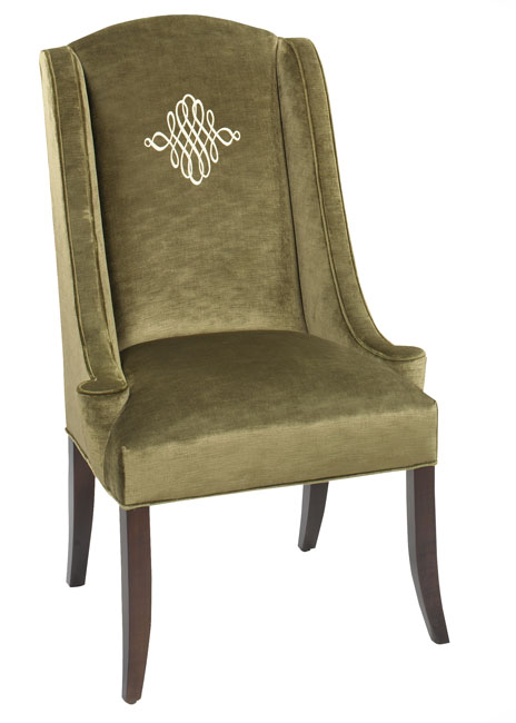 Gandy Hostess Chair