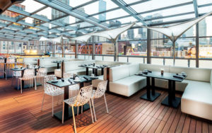 Godrey Rooftop Loung-Chicago