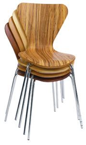 Mesa(Forte Stacking Chair)