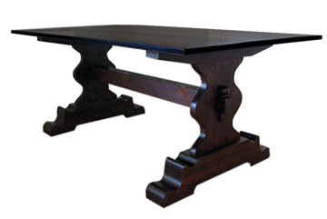 Venetian Trestle Table