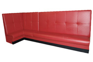 Red Hot Casual Booth