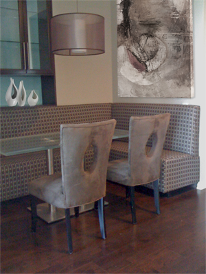 Dining Nook Banquette
