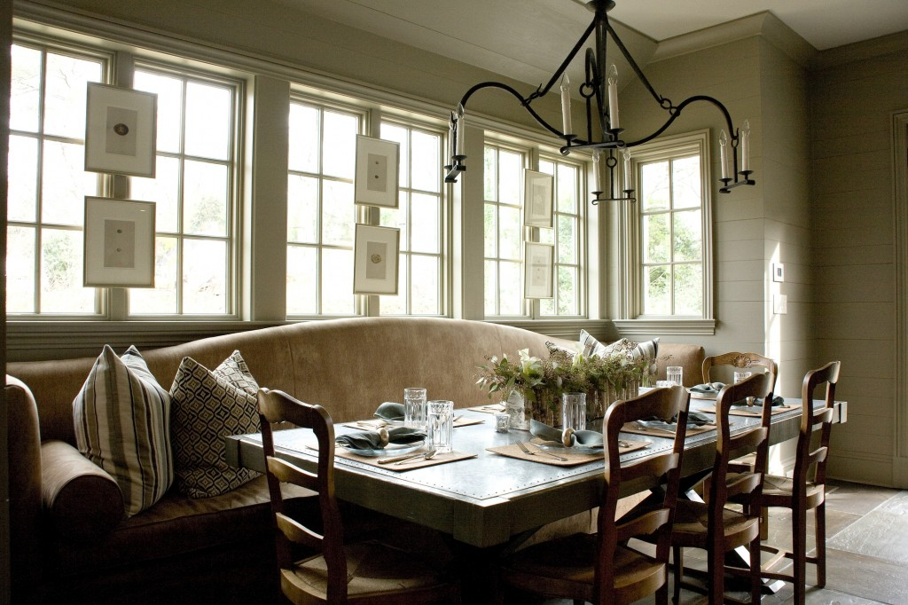 Residential Banquette Installations - City Living Design City ...