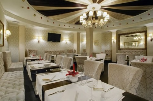 Luxury Restaurant Interior Design Photos