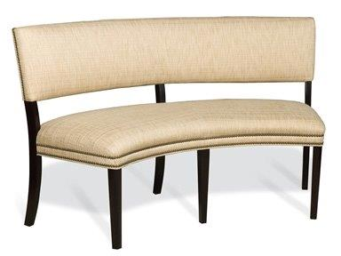 Newton Curved Banquette
