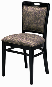 Upholstered Dining Chair Hospitality Restaurant Residential