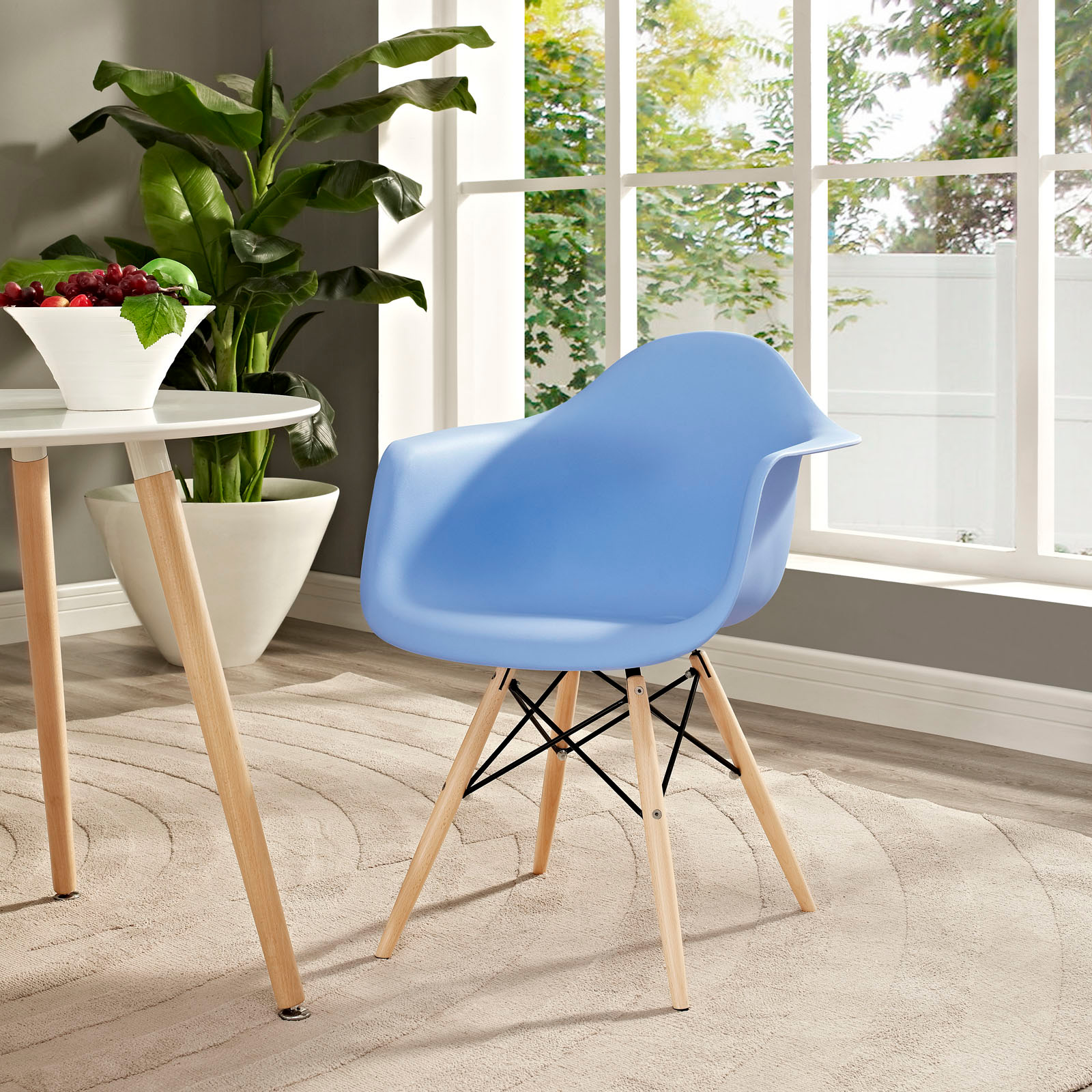 Pulse Armchair Blue
