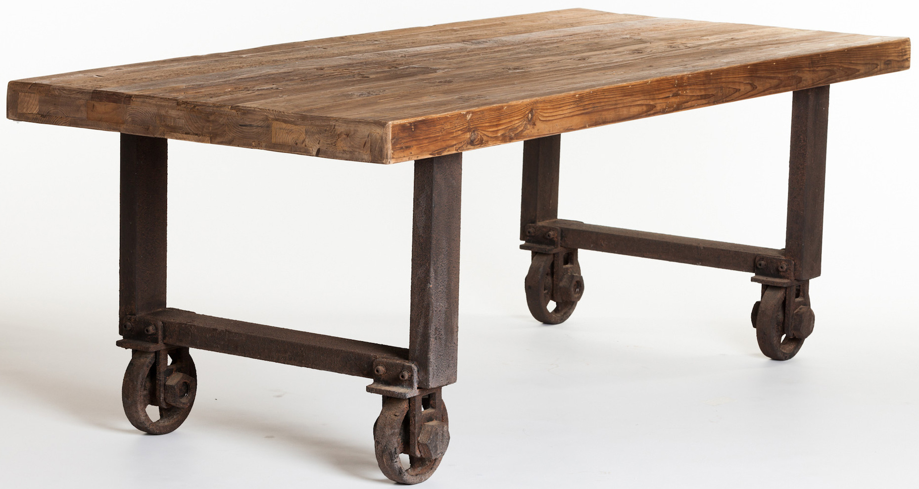 Tables city living design city living design - Industrial kitchen tables ...