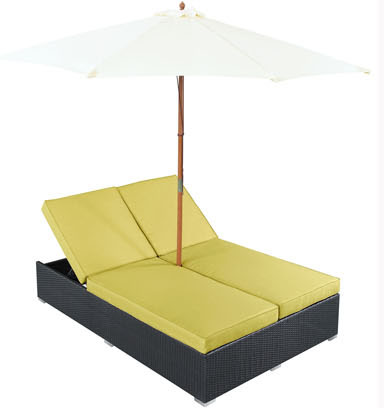Acapulco Outdoor Patio Chaise
