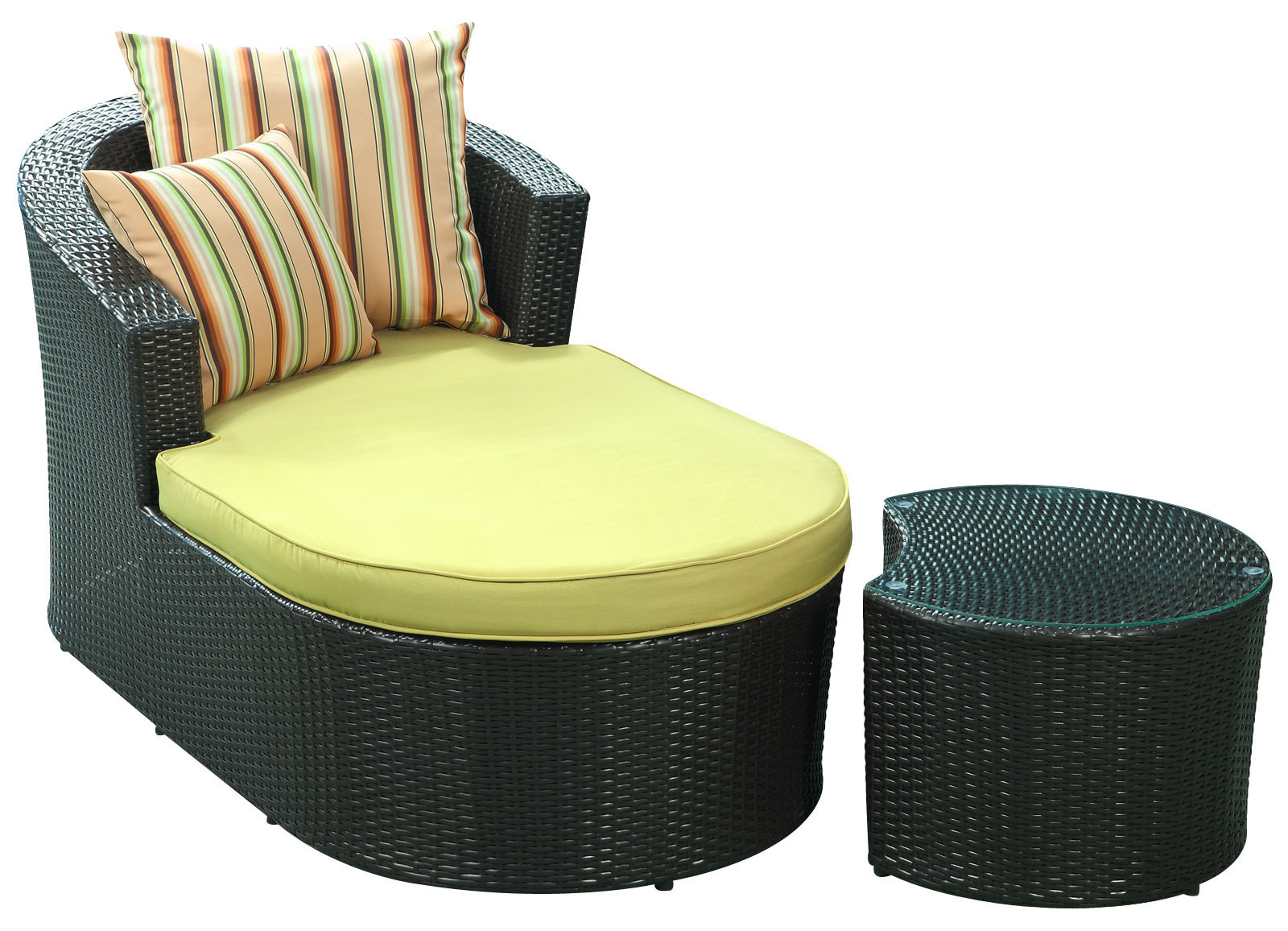Outdoor furniture sets city living design city living design for Chaise interiors inc