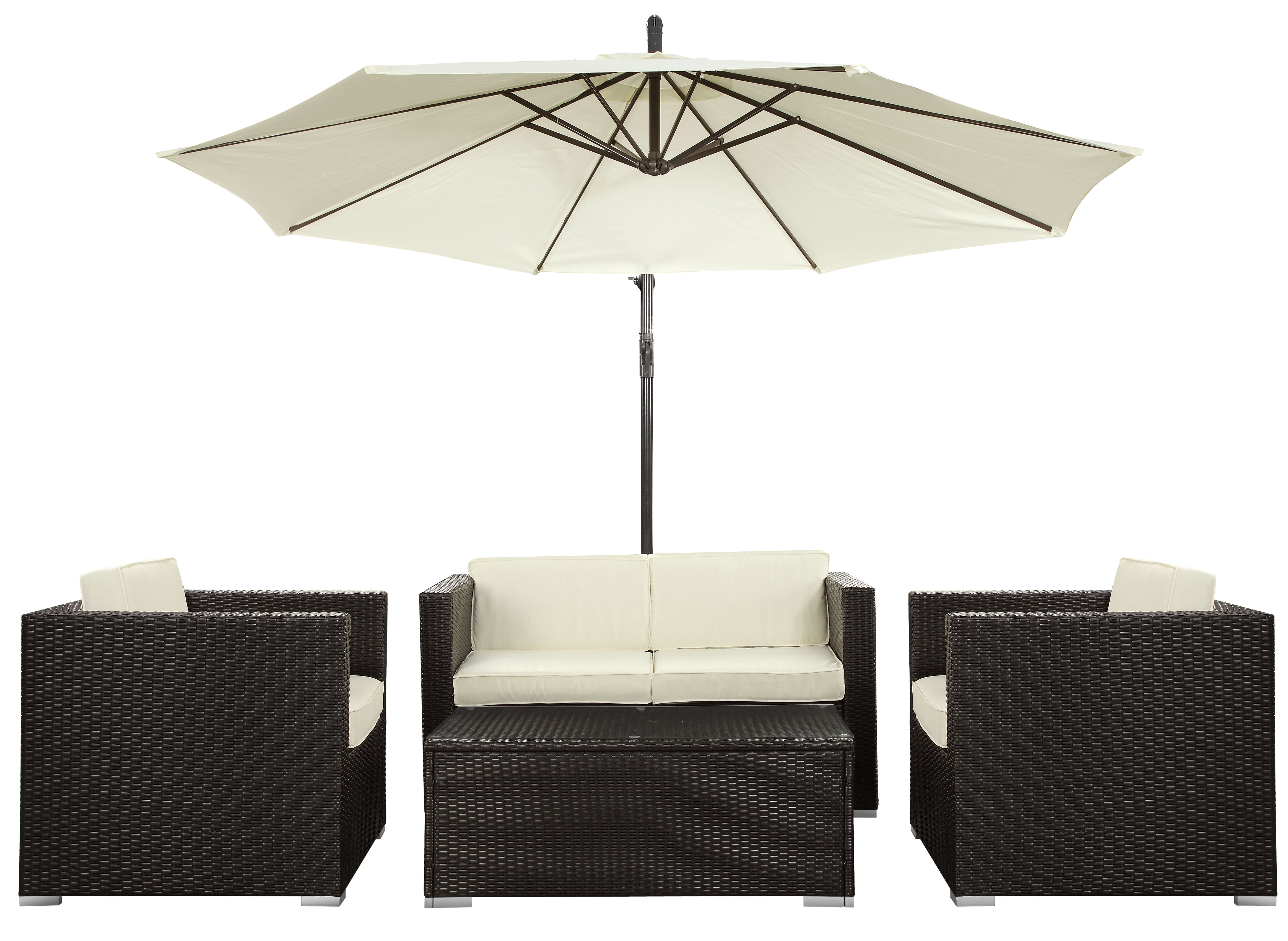 Baltic is comprised of UV resistant rattan, a powder-coated aluminum ...