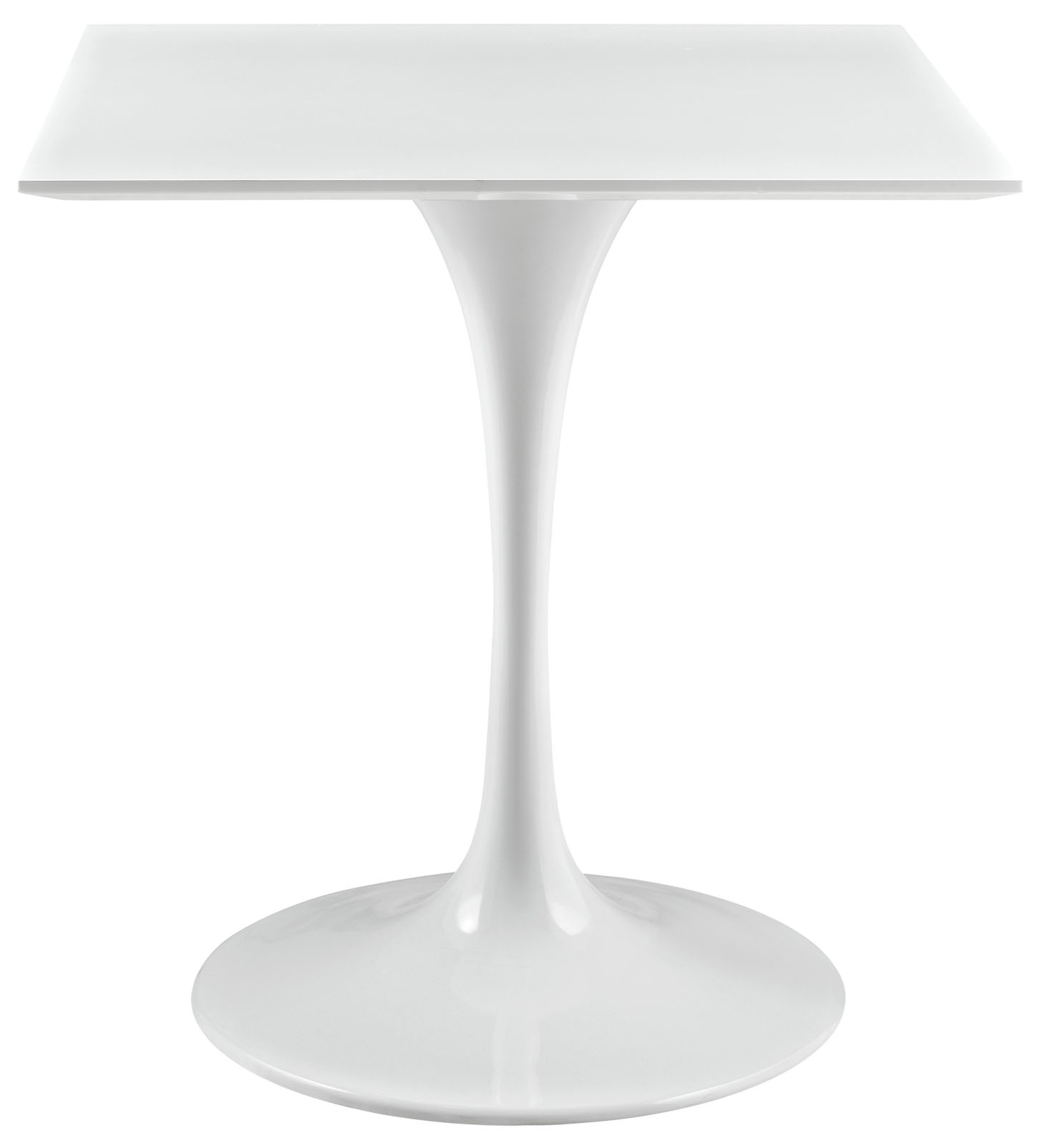 Anabel 28In Square Wood Dining Table