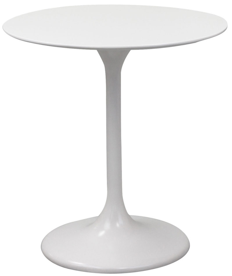 Anabel 28in Fiberglass Dining Table