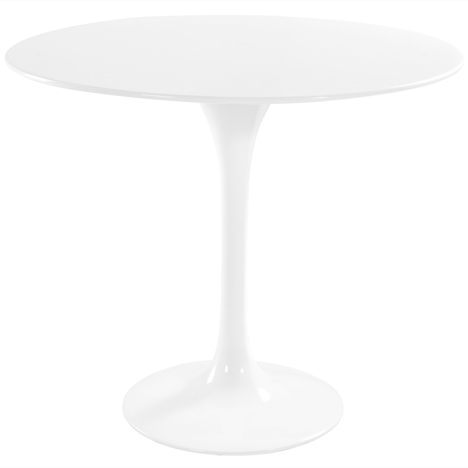 Anabel 36in Fiberglass Dining Table