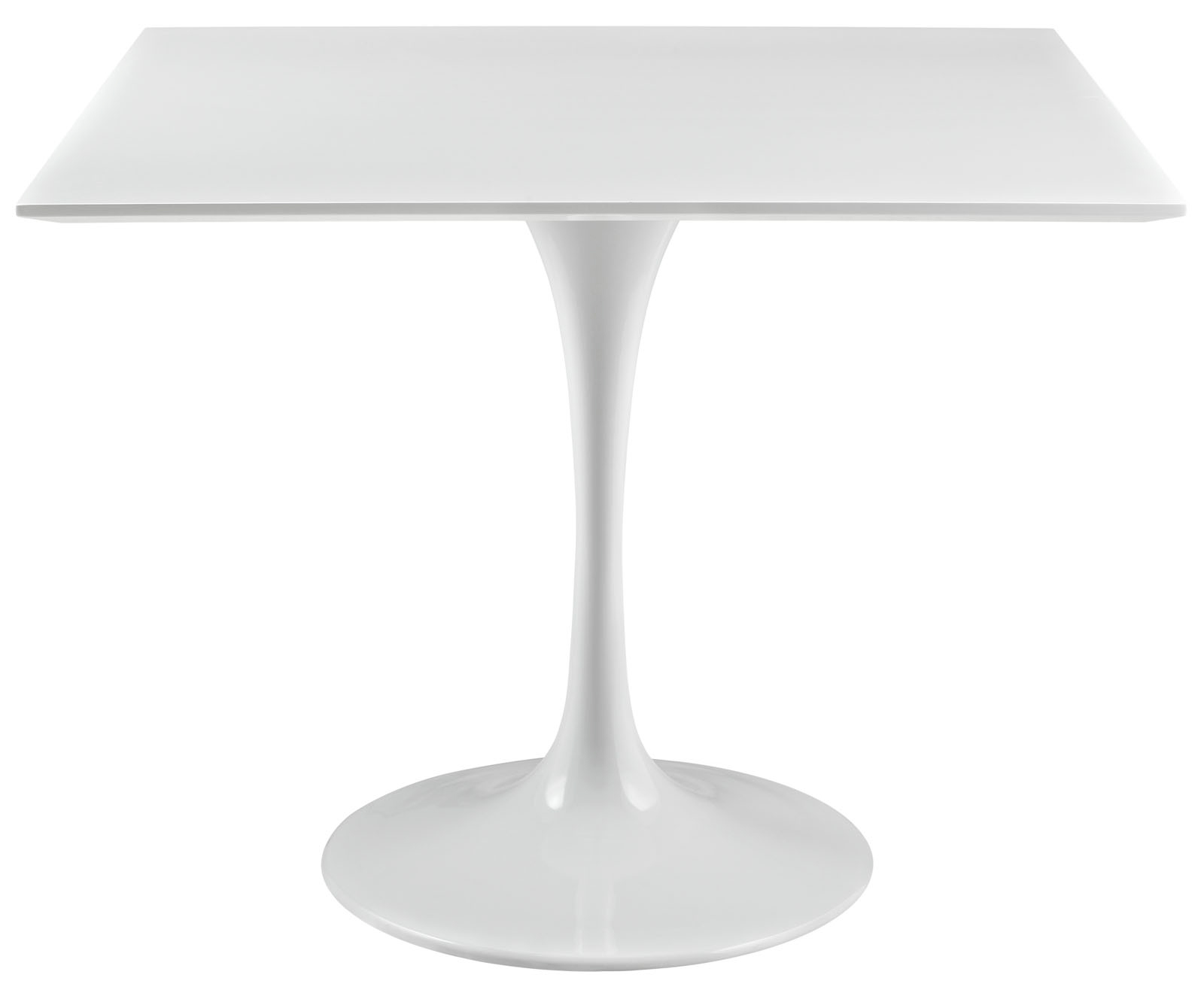 Anabel 36in Square Wood Dining Table