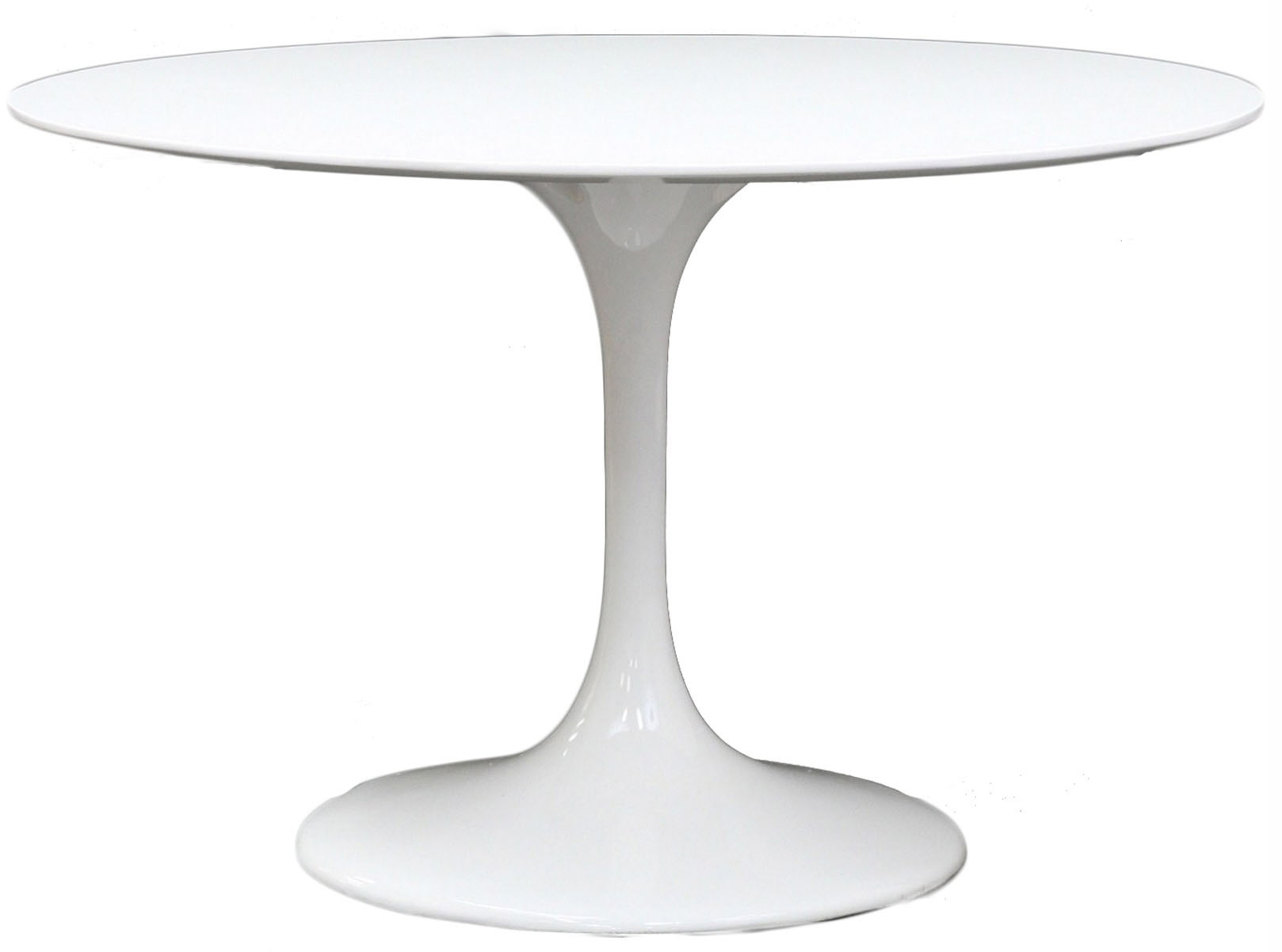 Anabel 40in Fiberglass Dining Table