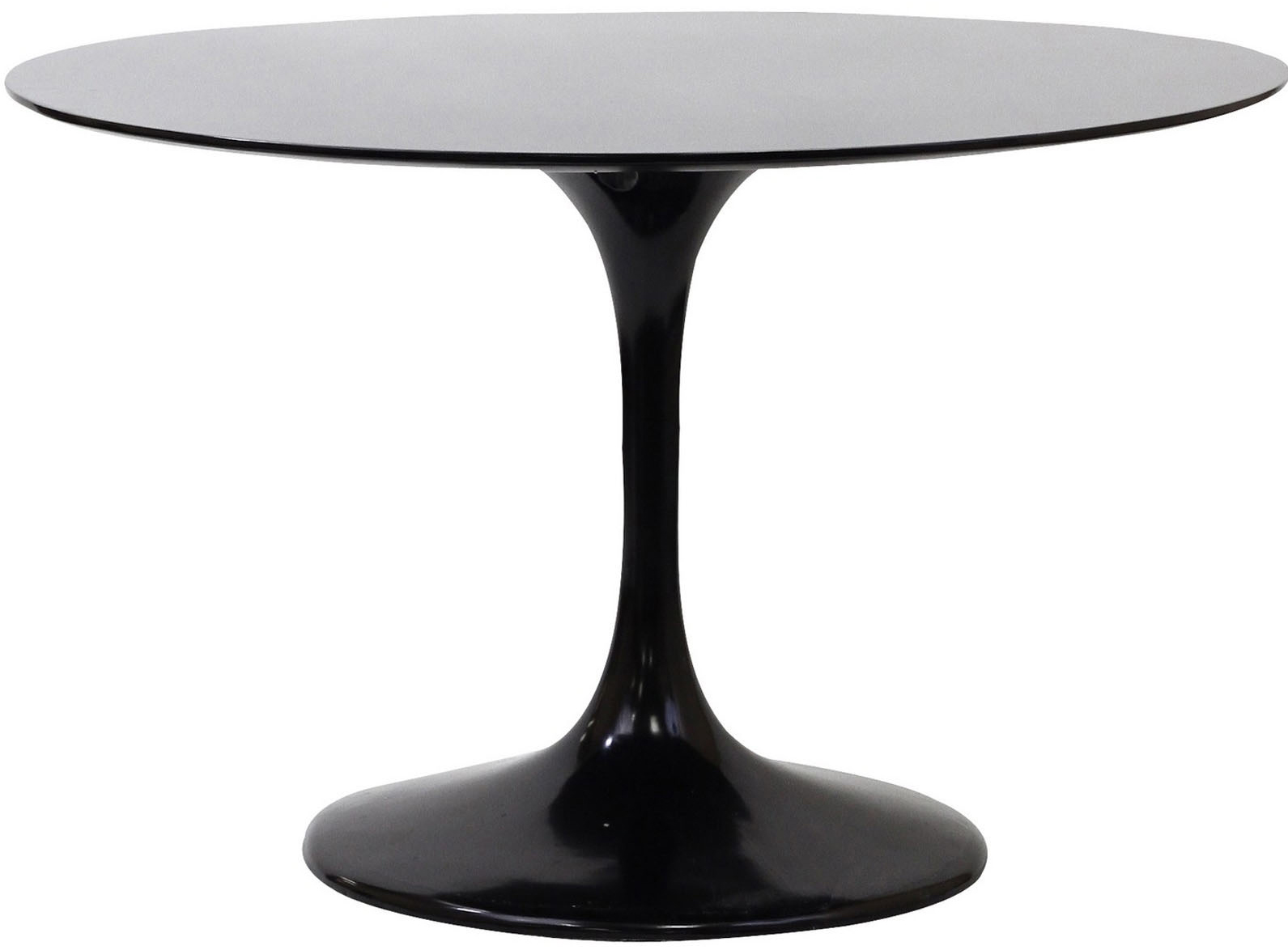 Anabel 40in Fiberglass Dining Table2