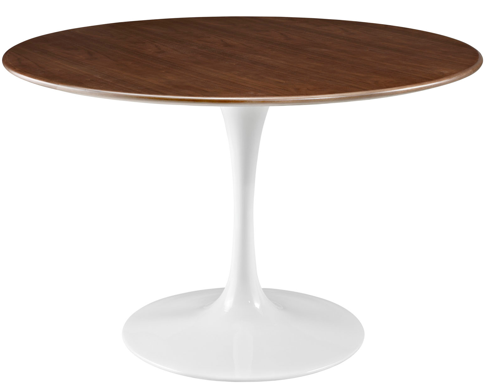 Anabel 47in Walnut Dining Table