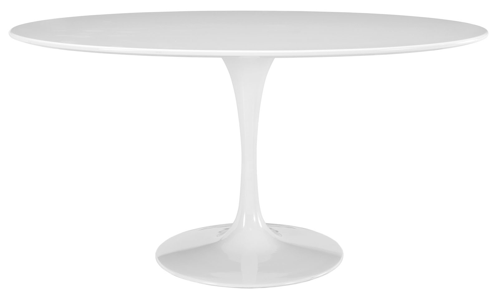 Anabel 60In Oval Dining Table
