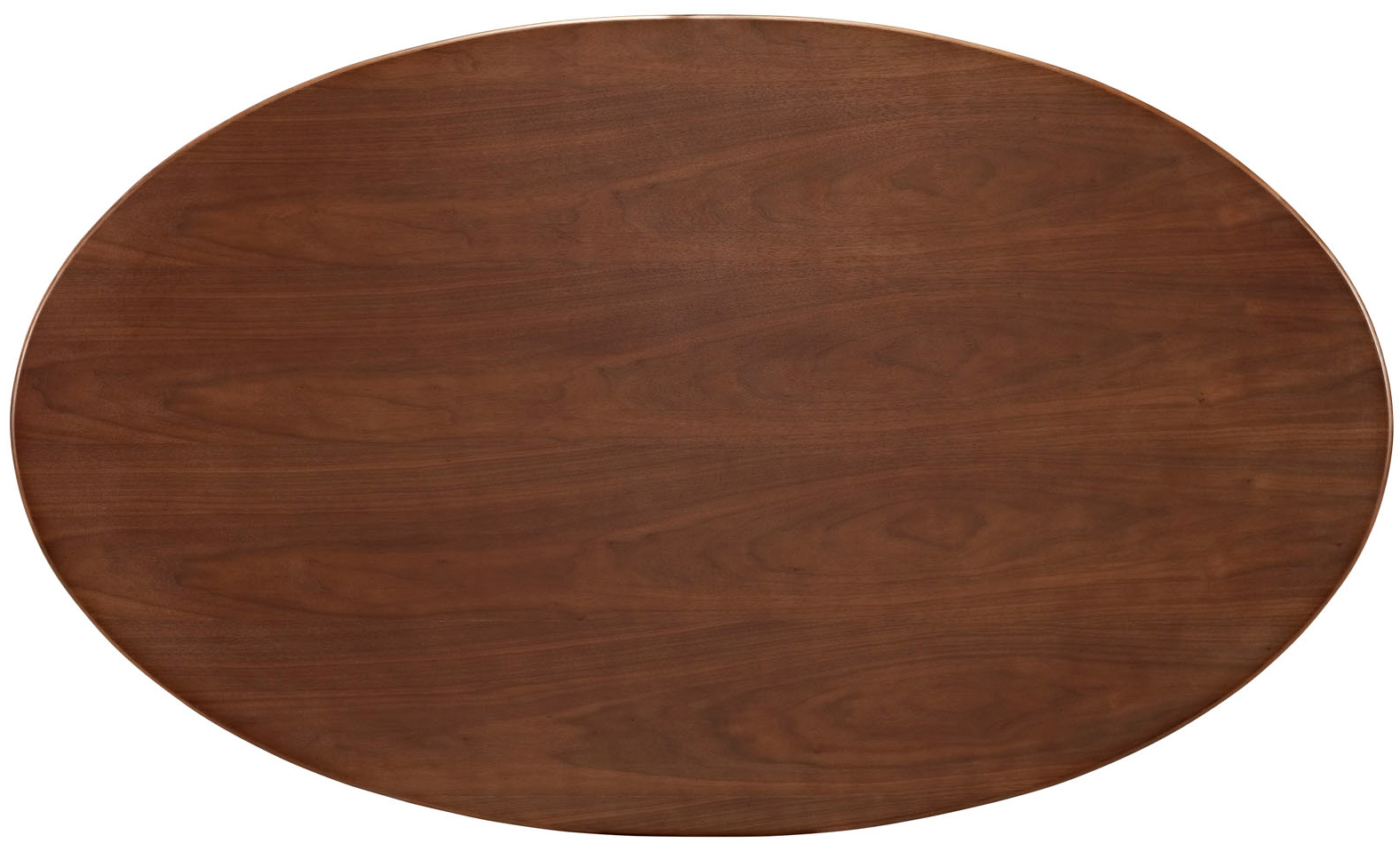 Anabel 60in Walnut Oval Dining Table1