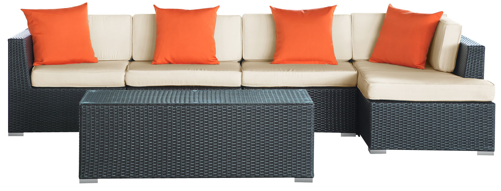 bonaire outdoor sectional set brazil outdoor sectional set