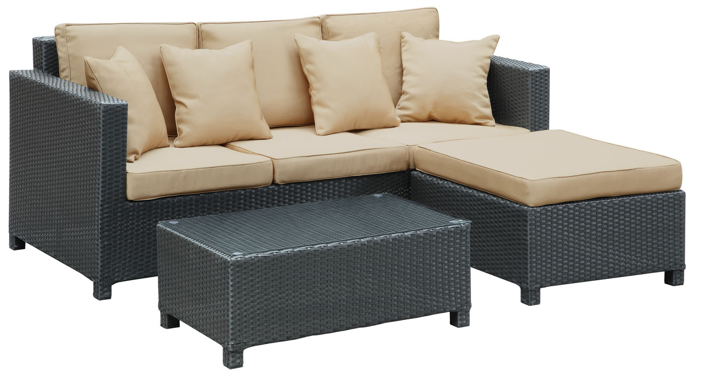 Urban 3PC Sofa Set