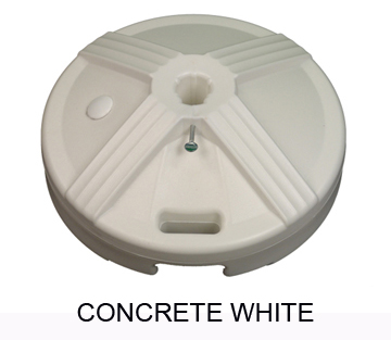 Concrete White