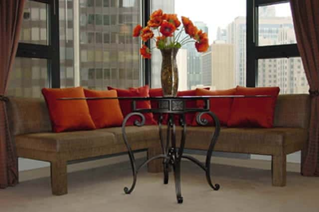 Superb CityLiving Banquette