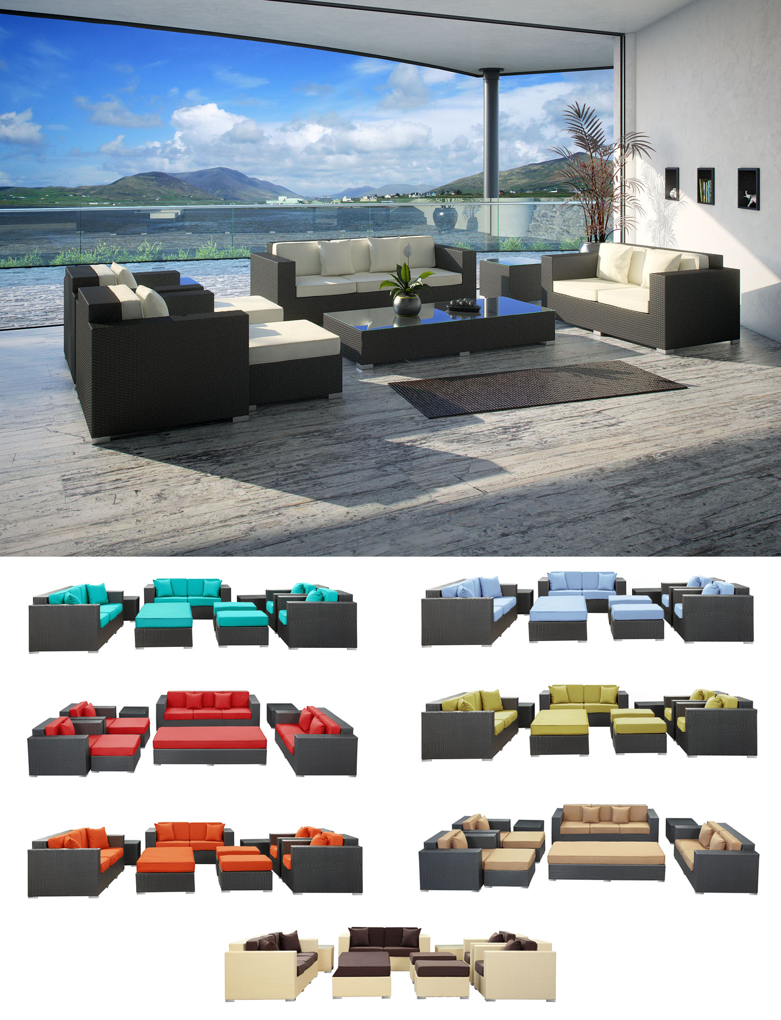 Admirable Bellamy Outdoor Sofa Set Pdpeps Interior Chair Design Pdpepsorg
